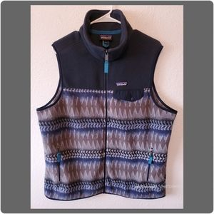 NWOT Patagonia Rare Laughing Waters Synchilla Vest